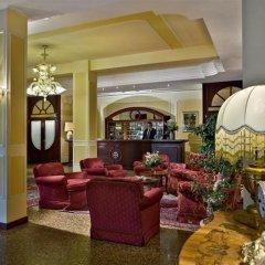 Отель Salus Terme Италия, Абано-Терме - отзывы, цены и фото номеров - забронировать отель Salus Terme онлайн интерьер отеля