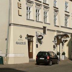 Отель Amadeus Краков парковка