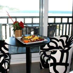 Отель Serge Blanco Thalasso & Spa Франция, Хендее - отзывы, цены и фото номеров - забронировать отель Serge Blanco Thalasso & Spa онлайн балкон