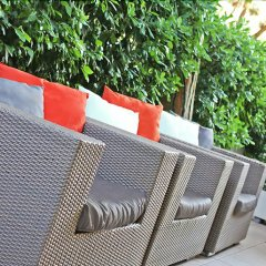 Отель New Primula Римини балкон