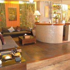 Отель Pasadena Lodge интерьер отеля фото 2
