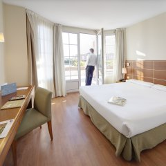 Отель Eurostars Zarzuela Park комната для гостей фото 4