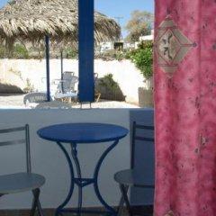 Отель Youth Hostel Anna Греция, Остров Санторини - отзывы, цены и фото номеров - забронировать отель Youth Hostel Anna онлайн балкон