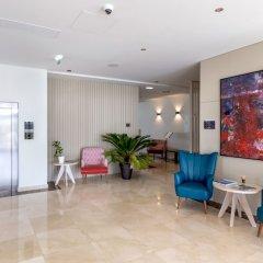 Oporto Airport & Business Hotel интерьер отеля фото 2