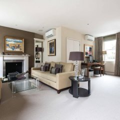 Апартаменты Onefinestay - Holland Park Apartments Лондон комната для гостей фото 3