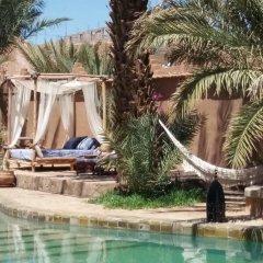 Отель Dar Pienatcha Марокко, Загора - отзывы, цены и фото номеров - забронировать отель Dar Pienatcha онлайн бассейн фото 3