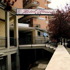 Отель Albergo Laura балкон