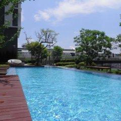 Отель The Skyloft Бангкок бассейн