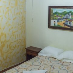 Hotel & Hostel Berakah Копан-Руинас комната для гостей фото 5