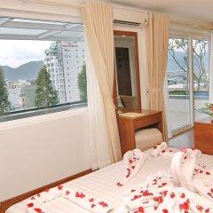 Nam Hung Hotel комната для гостей