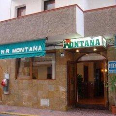 Отель Hostal Montaña Испания, Сан-Антони-де-Портмань - отзывы, цены и фото номеров - забронировать отель Hostal Montaña онлайн фото 3