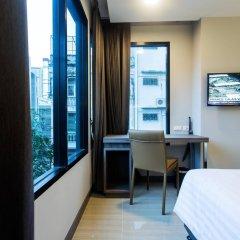 Отель SPENZA Бангкок комната для гостей фото 5