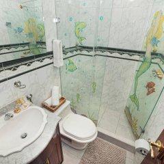 Отель Dom Hotel Cali Колумбия, Кали - отзывы, цены и фото номеров - забронировать отель Dom Hotel Cali онлайн ванная