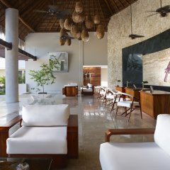 Отель Senses Riviera Maya by Artisan -Gourmet All Inclusive - Adults Only интерьер отеля