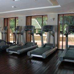Отель Suuko Wellness & Spa Resort фитнесс-зал