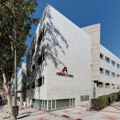 Отель Rafael Ventas Мадрид парковка