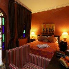 Отель Riad Atlas Quatre & Spa Марокко, Марракеш - отзывы, цены и фото номеров - забронировать отель Riad Atlas Quatre & Spa онлайн комната для гостей фото 5