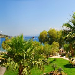 Cennet Park Hotel пляж