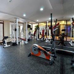 Отель Kamelia Complex Пампорово фитнесс-зал фото 3