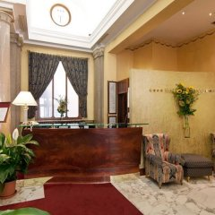 Tiziano Hotel Рим интерьер отеля фото 2