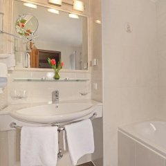 Отель Apparthotel Thalerhof ванная фото 2