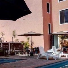 Отель Ikaro Suites Cancun Мексика, Канкун - отзывы, цены и фото номеров - забронировать отель Ikaro Suites Cancun онлайн бассейн фото 5