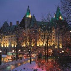 Отель Fairmont Chateau Laurier Канада, Оттава - отзывы, цены и фото номеров - забронировать отель Fairmont Chateau Laurier онлайн