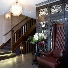 Отель Sanctum Soho Hotel Великобритания, Лондон - отзывы, цены и фото номеров - забронировать отель Sanctum Soho Hotel онлайн интерьер отеля