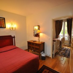 Отель Hôtel Des Bains Париж комната для гостей
