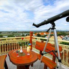 Отель Hoi An Lantern Хойан балкон
