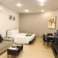 Отель Icheck Inn Skyy Residence Sukhumvit 1 Бангкок комната для гостей