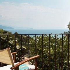 Dionysos Hotel Кумлюбюк балкон