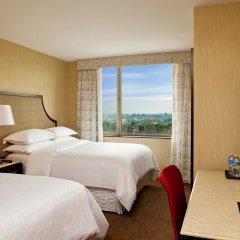 Sheraton Brooklyn New York Hotel комната для гостей фото 3