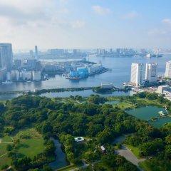 Отель Conrad Tokyo Япония, Токио - отзывы, цены и фото номеров - забронировать отель Conrad Tokyo онлайн пляж фото 2