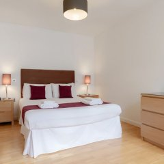 Отель Roomspace Apartments -Groveland Court Великобритания, Лондон - отзывы, цены и фото номеров - забронировать отель Roomspace Apartments -Groveland Court онлайн комната для гостей фото 5