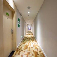Отель Motel 168 (Guangzhou Hualin International Jade City) Китай, Гуанчжоу - отзывы, цены и фото номеров - забронировать отель Motel 168 (Guangzhou Hualin International Jade City) онлайн интерьер отеля фото 3