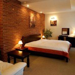Отель Green Gondola Пльзень комната для гостей
