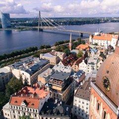 Отель Gutenbergs Латвия, Рига - - забронировать отель Gutenbergs, цены и фото номеров приотельная территория фото 2