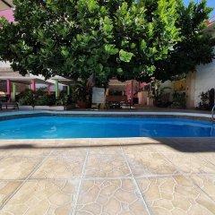 Отель Dos Mares Мексика, Кабо-Сан-Лукас - отзывы, цены и фото номеров - забронировать отель Dos Mares онлайн бассейн фото 2