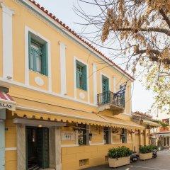 Отель Sunny & Light Art Deco Греция, Афины - отзывы, цены и фото номеров - забронировать отель Sunny & Light Art Deco онлайн парковка