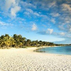 Отель LUX* Belle Mare пляж