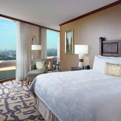 Отель JW Marriott Hotel Mexico City Мексика, Мехико - отзывы, цены и фото номеров - забронировать отель JW Marriott Hotel Mexico City онлайн комната для гостей фото 4