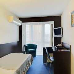 Гостиница Турист комната для гостей фото 7