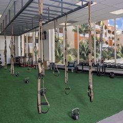 Отель Iberostar Rose Hall Suites All Inclusive фитнесс-зал фото 3