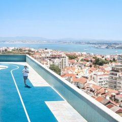 Four Seasons Hotel Ritz Lisbon Лиссабон бассейн фото 3