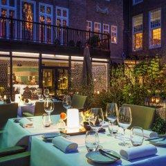 Отель Canal House Suites at Sofitel Legend The Grand Amsterdam Амстердам питание