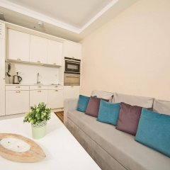 Апартаменты Galata Tower VIP Apartment Suites комната для гостей фото 4