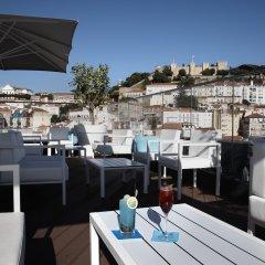 Hotel Mundial Лиссабон бассейн
