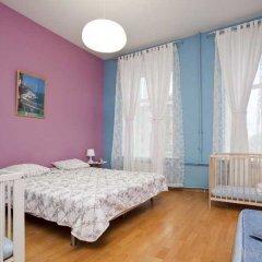 Гостиница Итальянские комнаты Пио на канале Грибоедова 35 Стандартный номер с двуспальной кроватью фото 20