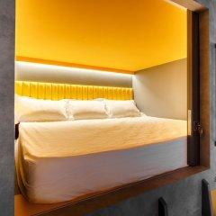 Circular House Capsule Hotel Сингапур комната для гостей фото 2